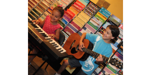 6 Benefits of Music Lessons at Latta Music, Dothan, Alabama