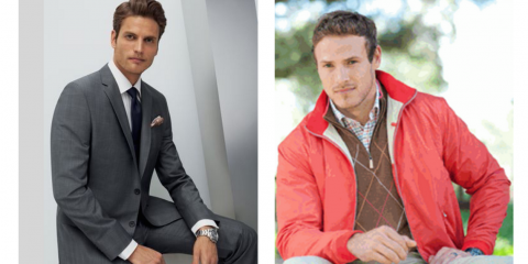 Business Dress or Casual: Tips on Men's Professional Clothing, High Point, North Carolina