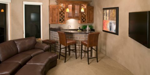 How a Basement Remodel Will Increase Your Home's Value, Maryland Heights, Missouri