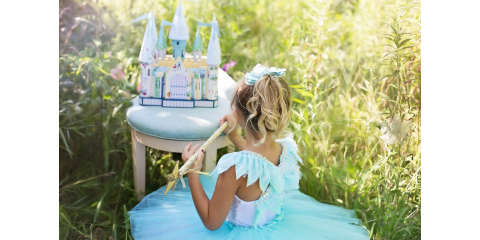 3 Perfect Princess Party Ideas for Your Daughter's Birthday, ,