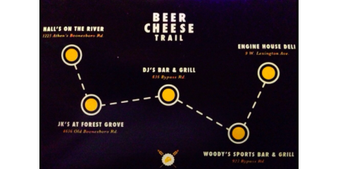 Visit us on the beer cheese trail in winchester, KY!, Winchester, Kentucky