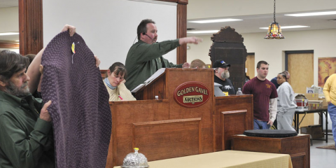 An Inside Look on How to Become a Professional Auctioneer, East Windsor, Connecticut