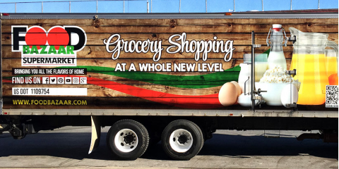 Can a Vehicle Wrap Help Your Small Business?, Brooklyn, New York