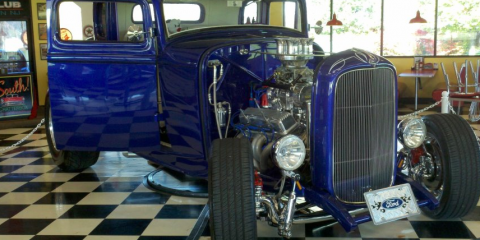 Enjoy Classic Cars Cruise Night Every Saturday , Frankford, New Jersey