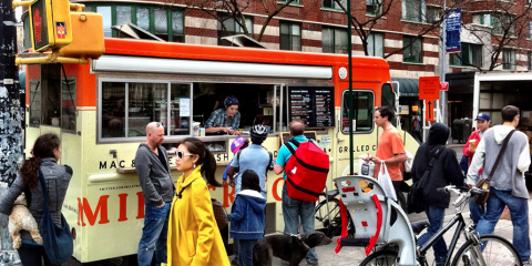 5 of America's Most Unique Mobile Food Trucks, Brooklyn, New York