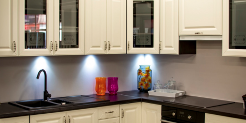 How to Choose the Right Cabinets & Countertops for a Kitchen Remodel, North Corbin, Kentucky