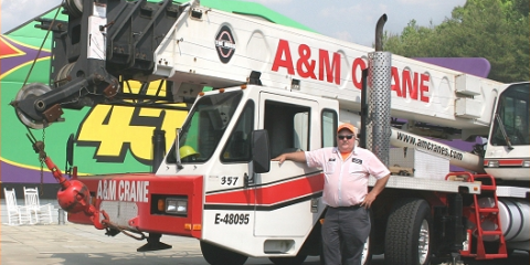 3 Attributes You Should Look for When Choosing a Crane Service Company, High Point, North Carolina