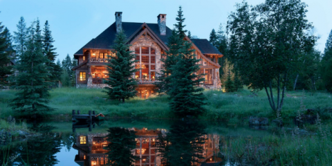 Upgrade Your House for the Future With the Help of Custom Home Builders, Whitefish, Montana
