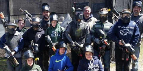 beginners guide to what to wear during paintball montgomery sporting goods paintball. Black Bedroom Furniture Sets. Home Design Ideas