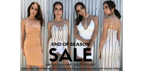 End of Season Sale, Honolulu, Hawaii