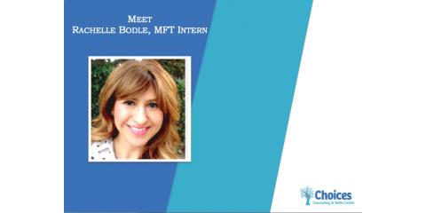 Meet the Staff: Rachelle Bodle, MFT Intern, Upper San Gabriel Valley, California
