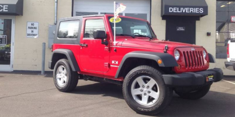 Local Dealership Highlights 5 Best Jeep® Wrangler Upgrades, Branford, Connecticut