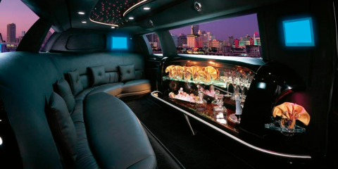 3 Activities to Do With a Limousine Service, Issaquah Plateau, Washington