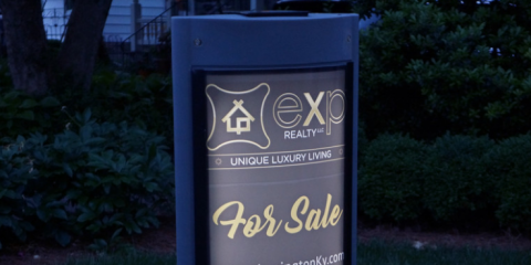 3 Great Uses for RealGlo Illuminated Signs, Lexington-Fayette Central, Kentucky