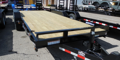 Equipment Trailers Experts Offer 3 Tips for Safe Towing, Sharonville, Ohio
