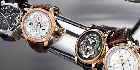 The Luxury Of A True Timepiece, Bridgewater, New Jersey