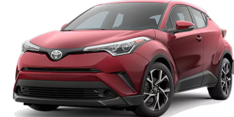 Check Out the 2018 Toyota® C-HR From Springfield's Best Car Dealership, Springfield, Ohio