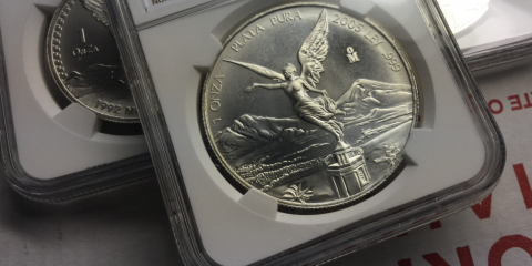 What Is Coin Grading?, West Nyack, New York