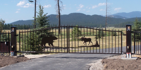 How Can Custom Gates Increase Your Home's Value?, Evergreen, Montana