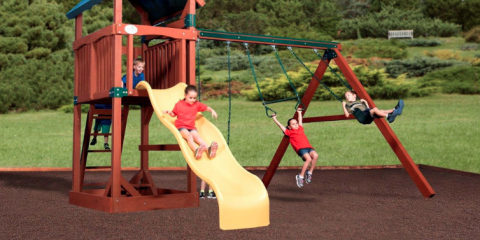 3 Tips for Maintaining Your Wooden Play Set, Broken Arrow, Oklahoma