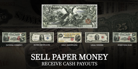 Is Your Old Paper Money Valuable?, Freehold, New Jersey