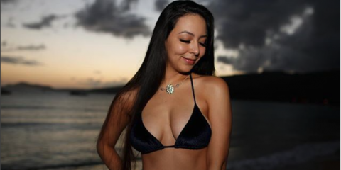 Sweet Velvet Bikini Deals, Honolulu, Hawaii