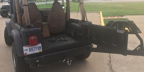 3 Essential Off-Road Accessories for Your Vehicle Interior, Miami, Ohio