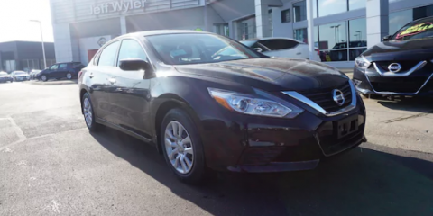 Need a New Car? Check Out This Deal on a Nissan® Altima!, Cincinnati, Ohio