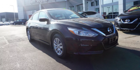 Looking for a Great New Car? Check Out These 3 Amazing Safety Features in the 2018 Nissan® Altima, Cincinnati, Ohio