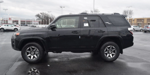 New Car Buyers Will Love These Features of the 2018 Toyota® 4Runner, Clarksville, Indiana