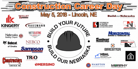 Construction Career Day, Lincoln, Nebraska