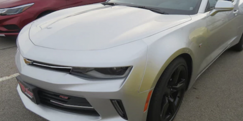 A Look at the Evolution of the Chevrolet® Camaro, Louisville South, Kentucky
