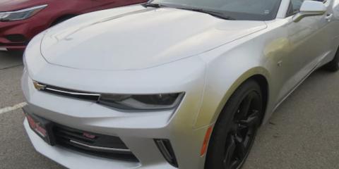 A Look at the Evolution of the Chevrolet® Camaro, Batavia, Ohio