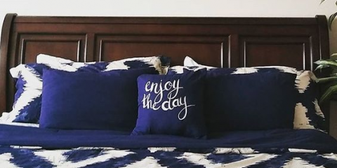 Brighten Up Your Bedding With Stylish Pillow Arrangements!, Lubbock, Texas