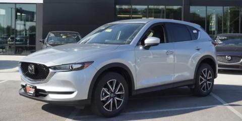 Need a New Car? Here Are 3 Reasons to Consider the 2018 Mazda® CX-5, Batavia, Ohio