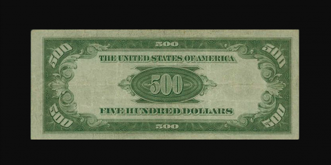 What Happened to the $500 & $1,000 Bills?, Anderson, Ohio