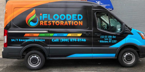 3 Design Tips for Vehicle Wrap Fonts, Brooklyn, New York