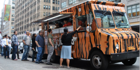 4 Tips for Advertising Your Mobile Food Truck on Social Media, Brooklyn, New York