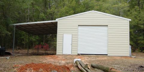 Debunking 3 Common Myths About Metal Buildings, Dothan, Alabama