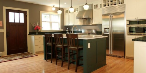 3 Benefits of Adding an Island During Kitchen Remodeling, Crystal, Minnesota