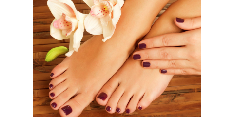 September Savings FREE Gel Polish With Spa Pedicure, Rochester, New York