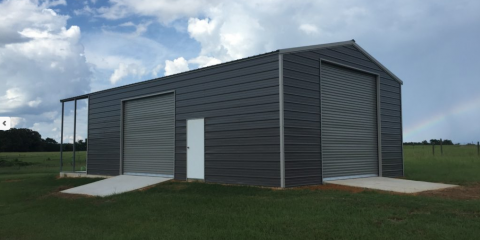 Should I Choose a Metal Storage Building or Pole Barn?, Dothan, Alabama