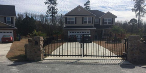 3 Types of Metal Fencing for Your Home, Hinesville, Georgia
