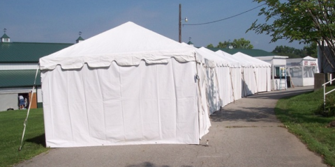 How to Use Tent Rentals for Your Business During the Pandemic, Lexington-Fayette, Kentucky