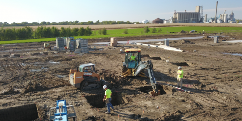 Stephens & Smith Construction help Great Plains Beef expand into Lincoln, Lincoln, Nebraska