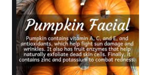 Save $15 on a Pumpkin Peel Facial - this month only, Rochester, New York