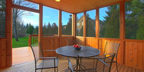 3 Reasons to Build a Screened-In Porch for This Summer, Trinity, North Carolina