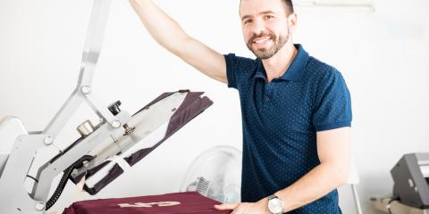 Why Professional Screen Printing Will Make Your T-Shirts Stand Out, La Crosse, Wisconsin