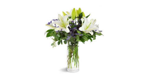 On Your Special Day, Walk Down The Aisle With a Beautiful Bouquet of Flowers From Flowerworks, Brooklyn, New York