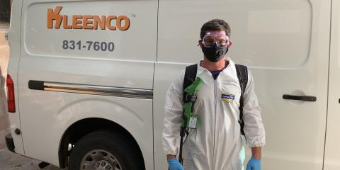 Why Businesses Should Use Electrostatic Sanitization, Honolulu, Hawaii